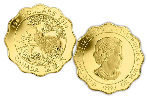 Blessing env 14.06.25 New Royal Canadian Mint Catalog Released