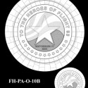 FH PA O 10B 125x125 Fallen Heroes of 9/11 Medal Design Candidates Revealed