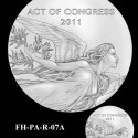 FH PA R 07A 125x125 Fallen Heroes of 9/11 Medal Design Candidates Revealed