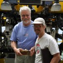 Mullens and Evans 125x125 Odyssey Marine Recovers 1,000 Ounces of SS Central America Gold