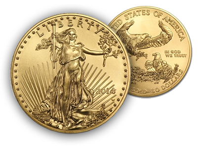 age2 2014 American Eagle One Ounce Gold Released