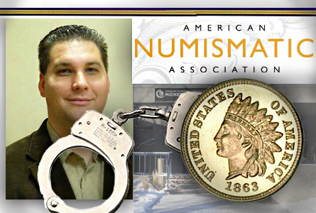 ANA Announces Coin Recovery from 2007 Museum Theft