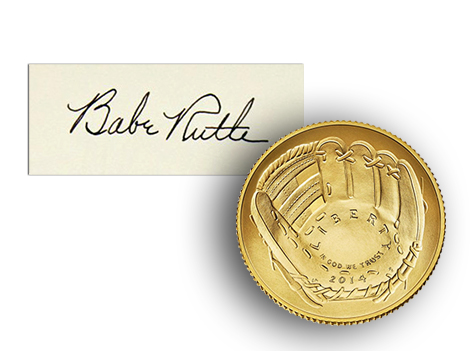 baberuth2 Numismatic Quick Hits: Saddle Ridge Hoard on Sale + Autographed Cuts