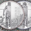 berlin 125x125 Fall of Berlin Wall Coin Issued by Austrian Mint
