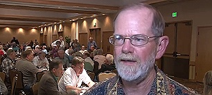 Bim Gander Talks About His EAC Presidency. VIDEO: 4:33