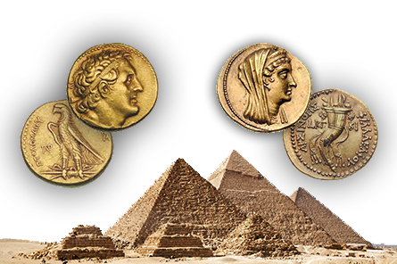 Egyptian Coins and New School Archaeology