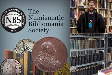 Excerpts from the E-Sylum: The Estate of Numismatic Bookseller John Burns