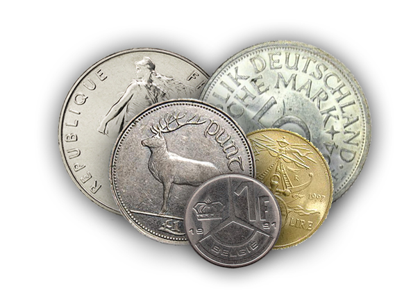 europecoins The Case for Collecting Modern World Coins & Currency