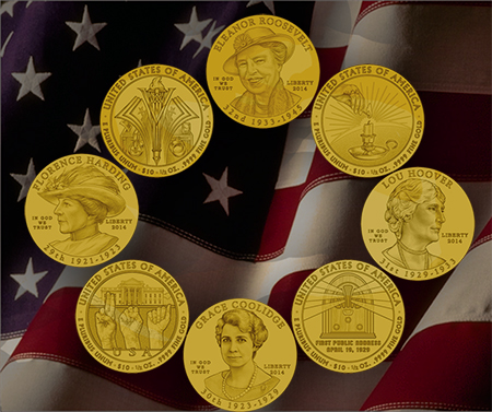 firstlady The Coin Analyst: U.S. Mint Update