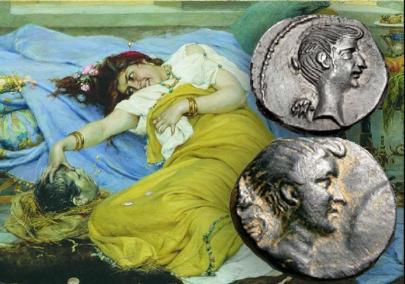 fulvia Ancient Coin Insights: Real Roman Women on Coins