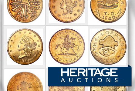 Heritage Coin Auction at Central States brings $53.6 million