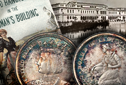 Commemorative Stories: The 1893 Isabella Quarter