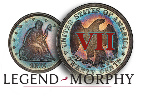 Legend-Morphy Regency Auction VII Realizes $1.6 Million