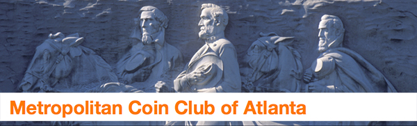 mcca1 Metropolitan Coin Club of Atlanta Marks 50 Years