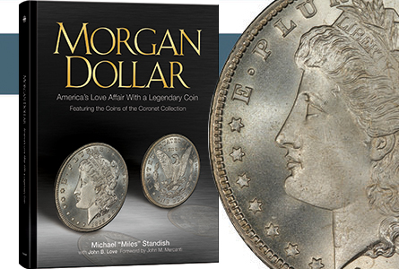 New Miles Standish Book Dishes on the Morgan Dollar
