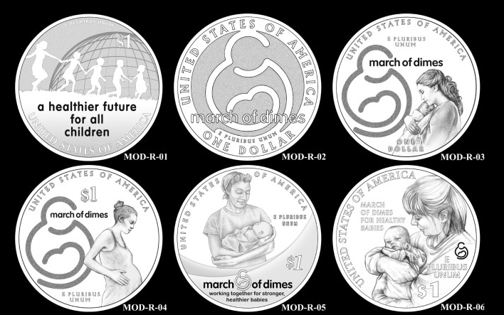 mod r 1 6 The Annotated 2015 March of Dimes Commemorative Design Candidates