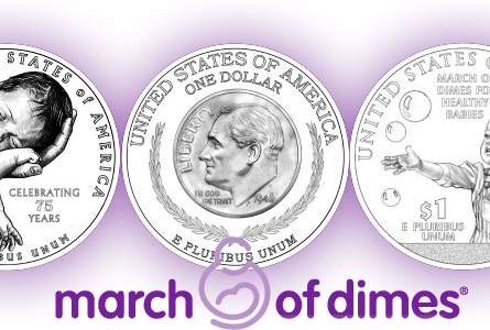 The Annotated 2015 March of Dimes Commemorative Design Candidates
