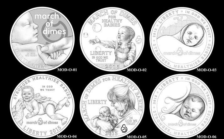 mod1 6 The Annotated 2015 March of Dimes Commemorative Design Candidates