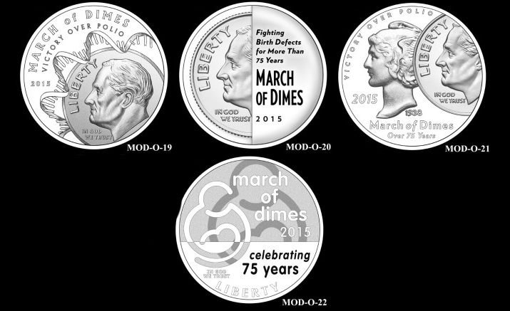 mod19 21 The Annotated 2015 March of Dimes Commemorative Design Candidates