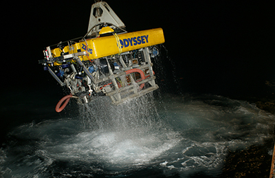 odysseyrov Federal Motion Filed Against Odyssey Marine for S.S. Central America Recovery Effort