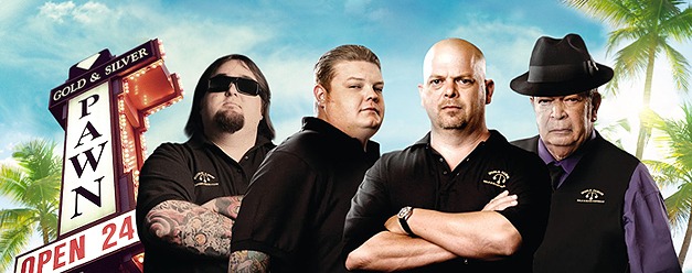 pawnstars June 2014 Long Beach Expo Features: Pawn Stars Casting Team, United States Mint  And Chinese Dealers
