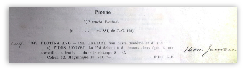plotine Ancient Coin Stories: A Rare Plotina Sestercius