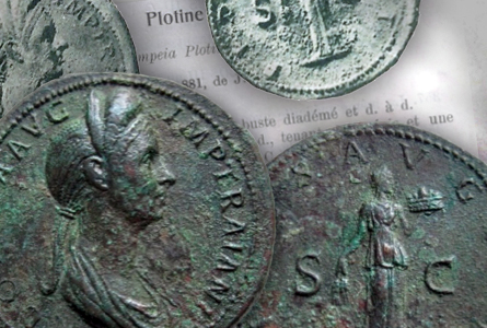 Ancient Coin Stories: A Rare Plotina Sestercius