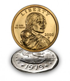 sbasac 238x275 The Real Diehl: The Inside Story of the Sacagawea Dollar, Part II