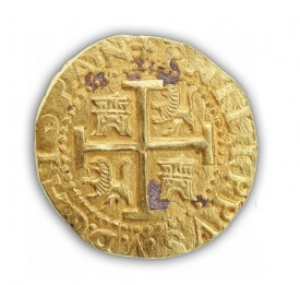 sedwick15a 275x261 Latin American Colonial Coins: Sedwick Treasure Auction 15 Nets $1.65 Million