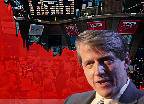 shiller The Real Diehl: Gold and Another Stock Market Bubble