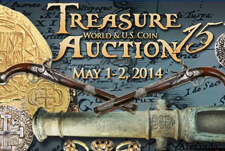 Latin American Colonial Coins: Sedwick Treasure Auction 15 Nets $1.65 Million