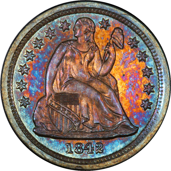 06666880 obv Rare Coin Auction: Legend presents a legendary offering with The Regency Auction VIII