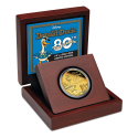 09 2014 Disney 80thAnniversary DonaldDuck Gold .25oz Proof InCase LowRes 125x125 New Zealand Mint Releases Donald Duck Collector Coins