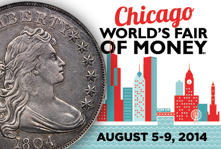 Outstanding Results Define the August 2014 Stack's Bowers Galleries ANA World's Fair of Money Auction