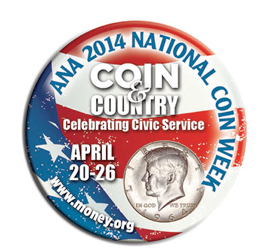 coinweek ANA National Coin Week Winners Announced