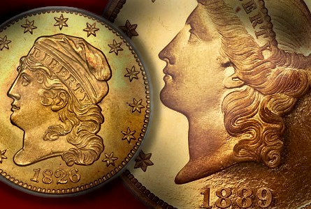This Coin Dealer Swoons at a Numismatic Auction Announcement