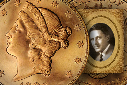 SBG to Auction Important Condition Rarity: The Eliasberg, Probable Finest Known 1906-S Double Eagle ($20 gold coin)