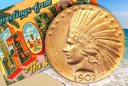 florida 10 ind Diverse U.S. Coin offering marks Heritage Summer FUN Auction in Orlando