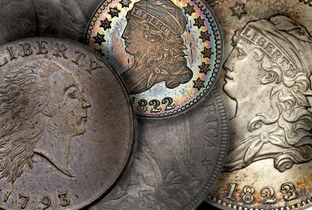 The Incredible Eugene Gardner Collection, part 2: Famous Coins in the June 23rd Auction