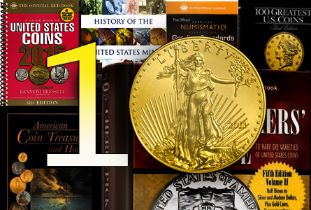 Ten Numismatic Books to Get You Started