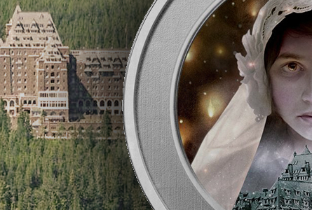 Royal Canadian Mint Unveils Ghost Bride Coin