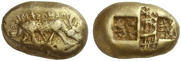 lanz phanes Numismatik Lanz Ancient Coin Auction: 280,000 euros for a Phanes Electrum Stater