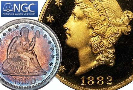 Gardner Coin Auction Kicks off Summer In Grand Fashion Powering To Nearly $20 Million!