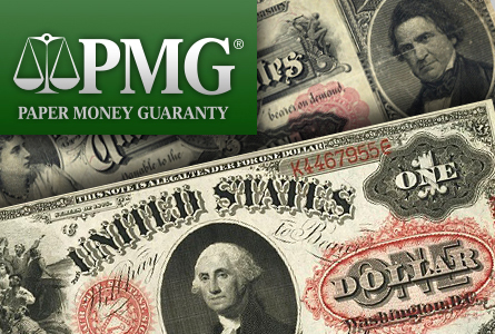 Paper Currency Grading: PMG Introduces Star Designation