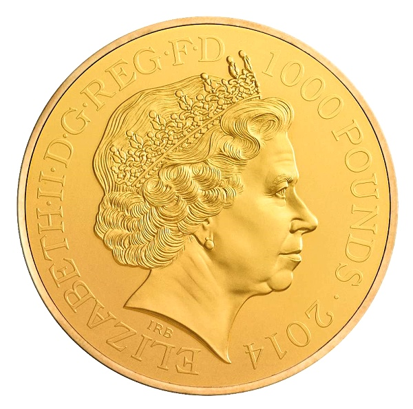 rm kilo The Royal Mint's premier UK coins  commemorate the outbreak of the First World War