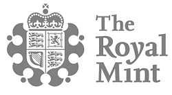 royal mint logo 2 The Royal Mint's premier UK coins  commemorate the outbreak of the First World War