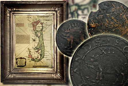 sommer1 The 1615 16 Coins of Bermuda (Sommer Islands): The First English Coins of North America