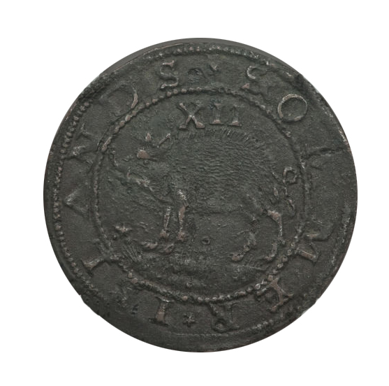 sommer1b The 1615 16 Coins of Bermuda (Sommer Islands): The First English Coins of North America