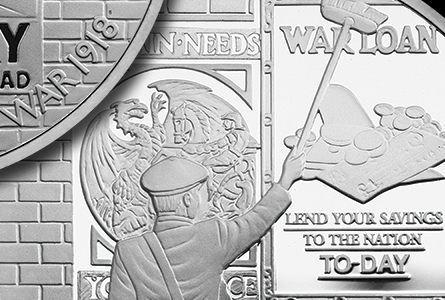The Royal Mint Launches World War I UK Coin Series