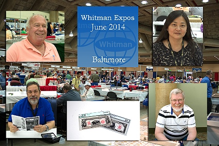 whitman balt review Whitman Expo   Baltimore Coin Show Report, Part 1